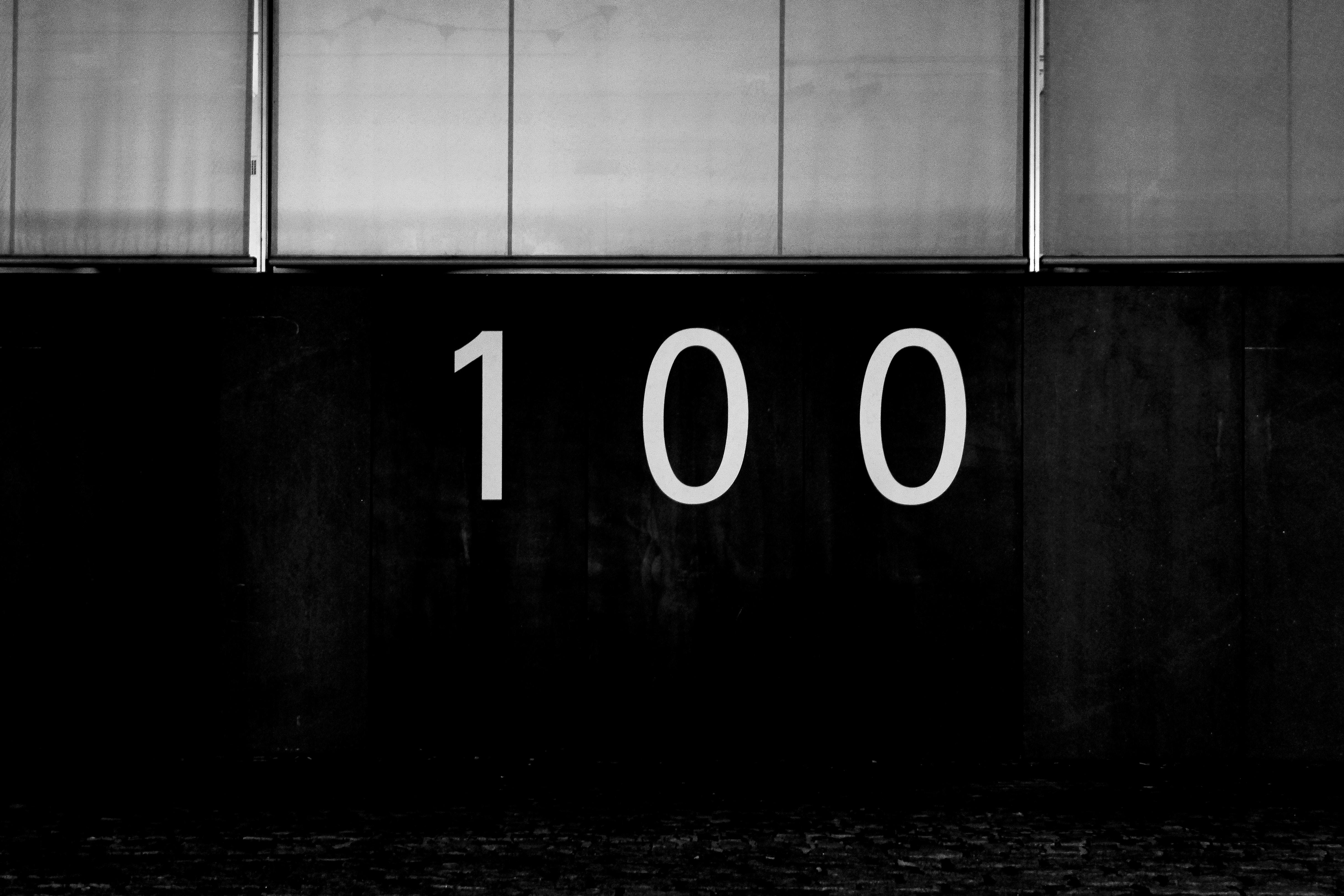 エンジェルナンバー【100】の意味・恋愛・結婚・片思い・復縁・仕事・お金の全てを説明