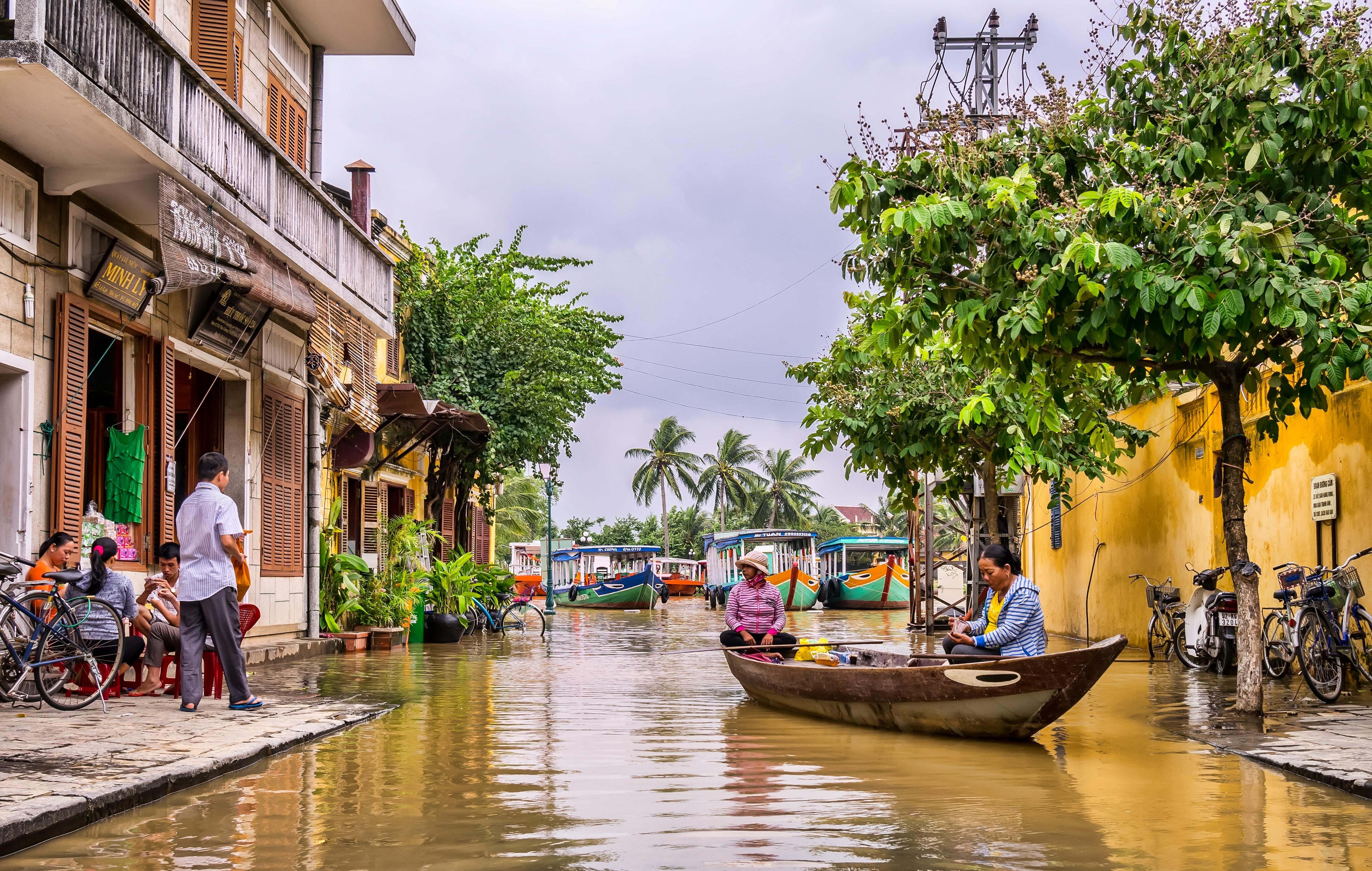 夢占いが示す洪水の意味は?洪水の夢が持つ意味やサインについて徹底調査