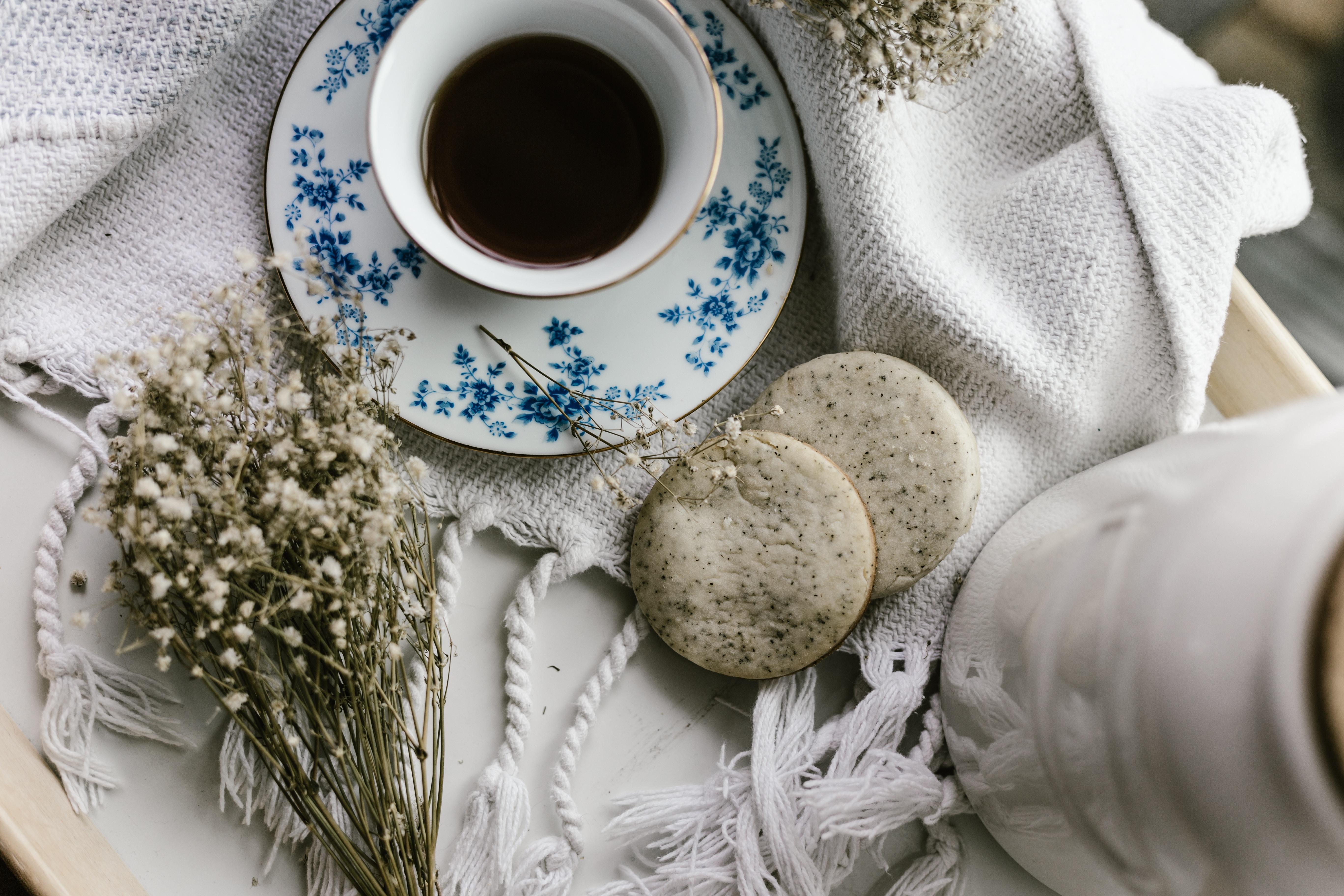 あなたは紅茶を飲む夢を見たことがありますか?